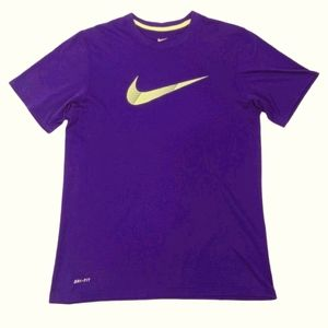 Nike Dri-Fit Swoosh Sport Training Tee M